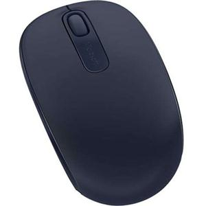 Image For Microsoft Mouse 1850 RF Wool Blue U7Z00011 (351)