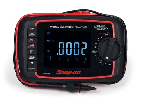 Image For SNAP-ON MULTIMETER COLOR