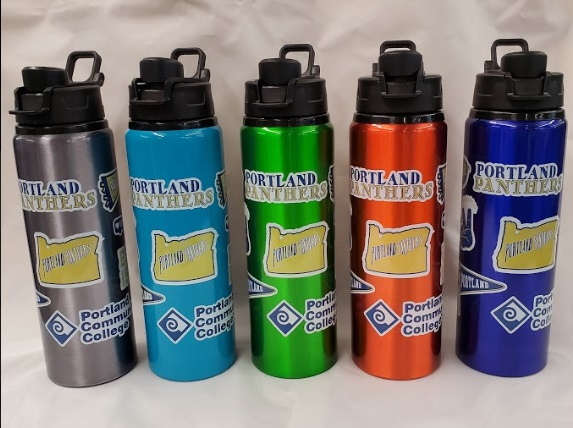 Image For WATER BOTTLE PCC STICKERS 28OZ