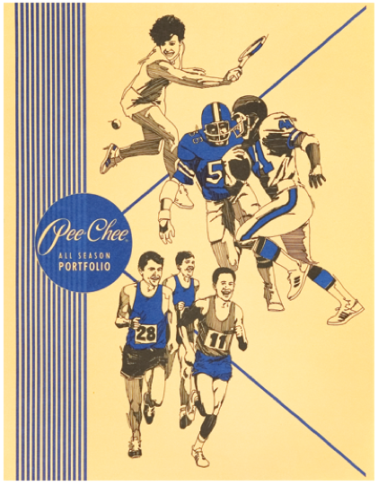Image For Folder: Color Talk Pee-Chee